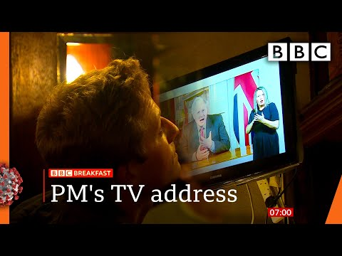 Covid: Expect 6 more months of coronavirus restrictions, Boris Johnson @BBC News LIVE - BBC