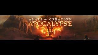 Ashes of Creation Apocalypse 50 лвл игрыем на топ 1