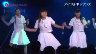 DOUBLE COLOR session8 @JAM EXPO 直前スペシャル アイドルネッサンス ...
