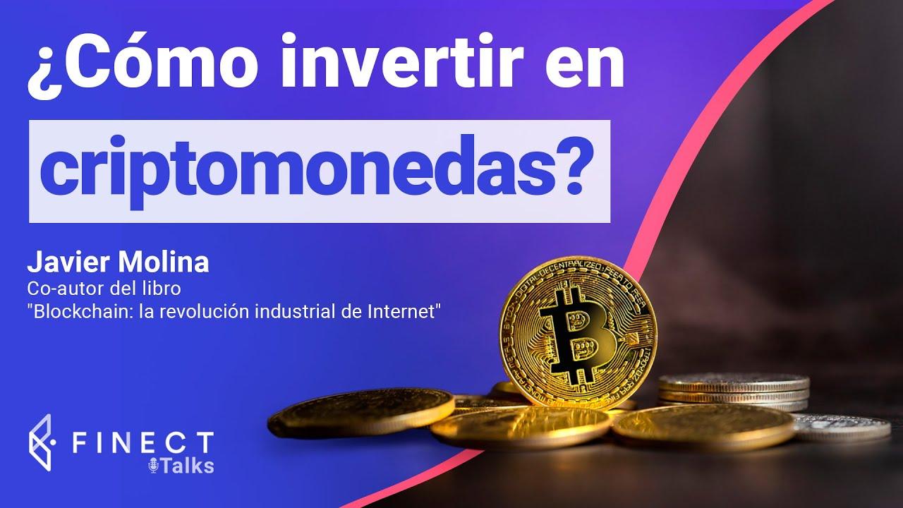 CÓMO FUNCIONA EL BITCOIN? INVERTIR EN CRIPTOMONEDAS 🎙️ Finect Talks -  YouTube