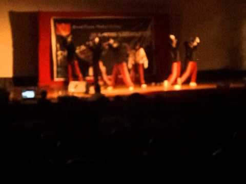 best dance by national defence academy( aejay group) at afmc pune
