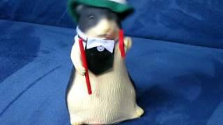 "Dancing Hamster Collection Classic BIRTHDAY DAN ""Happy Birthday"""