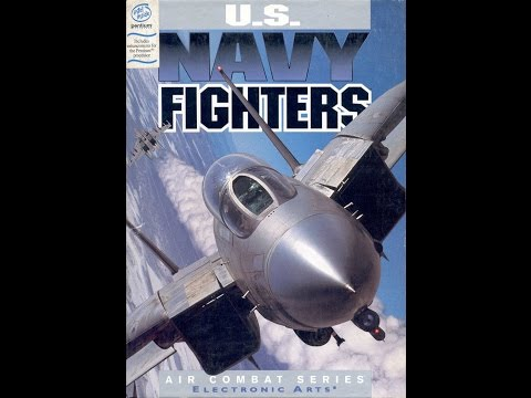 US Navy Fighters (Dos PC) Gameplay / Electronic Arts, Inc. / 1994