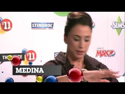 The Voice 11: Interview med Medina