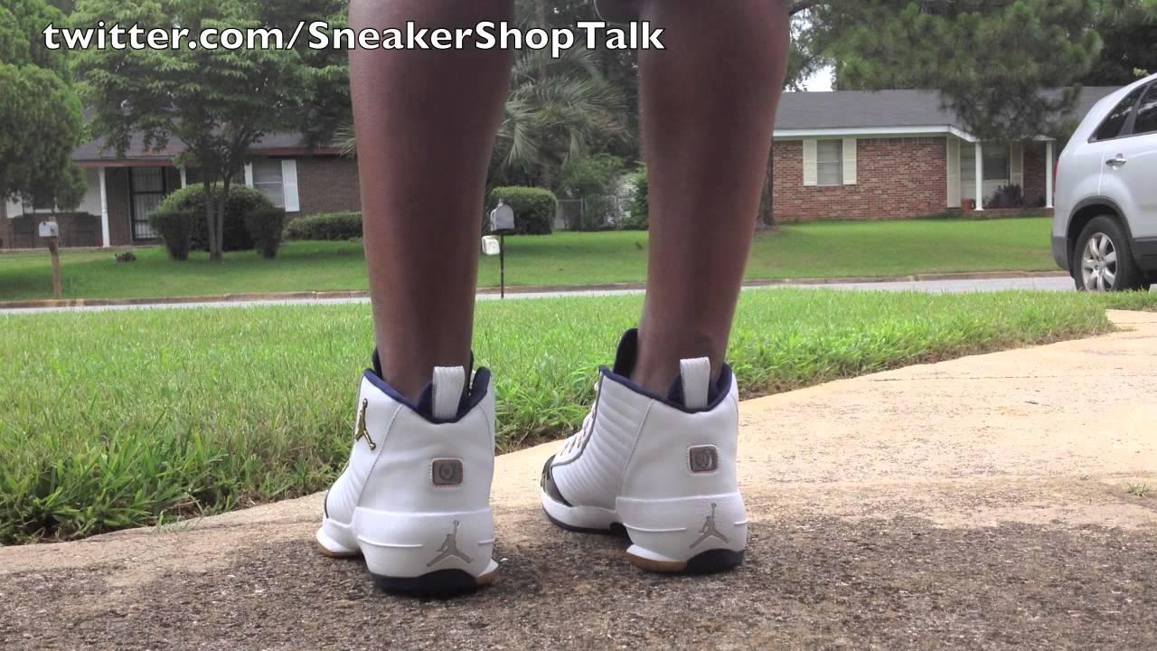 0dcf0b30a45 On My Feet Air Jordan XIX SE - YouTube
