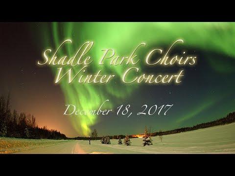 Shadle Park High School Choir Winter Concert, Dec. 18, 2017