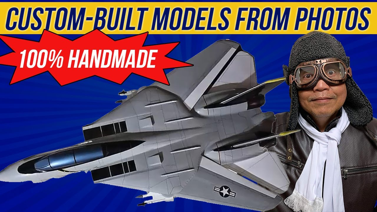 Custom-built Airplane Models, Ship Models, and Cars.  by Modelworks are 100% Handmade from Scratch