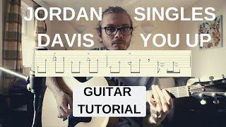 Jordan Davis - Singles You Up | Guitar Lesson | Intro + Chords