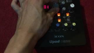 Hướng dẫn qua về Sound card Upod Nano   Nam Me
