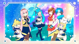 DECO*27 - Rooter's Song feat. 初音ミク / Rooter's Song feat. Hatsun...
