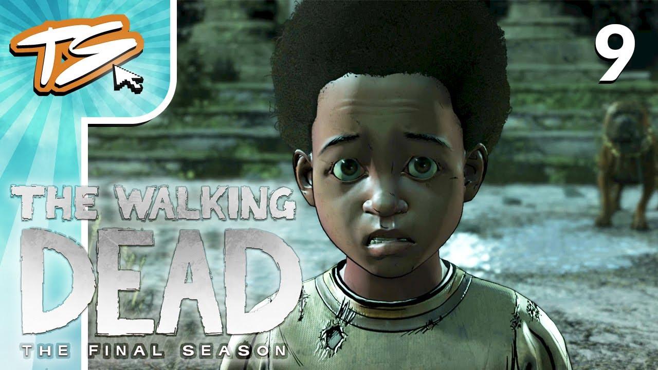 Download THE SPLIT!! - The Walking Dead: The Final Season (BLIND) #9