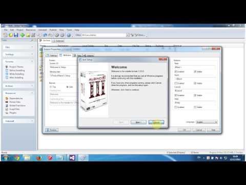 Đóng gói phần mềm với cơ sở dữ liệu SQL   Setup Factory 9.3.1