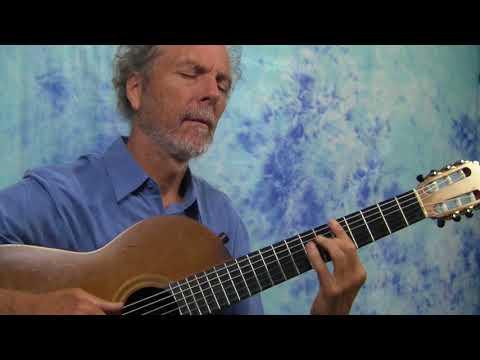 "Peter Sprague Plays ""Triste"""