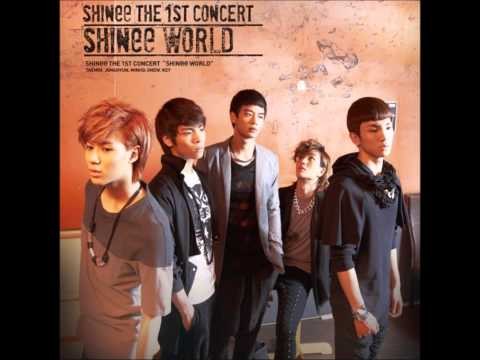 Shinee 샤이니 - Lucifer Rearranged Remix (Shinee World - 1st Concert) Official Audio HD