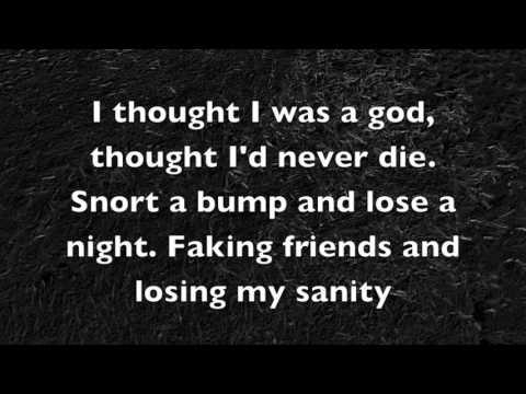 The Plot In You - Pillhead - Lyrics