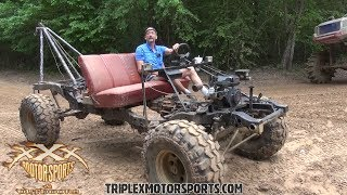 PREDATOR 6.5HP TOW TRUCK!