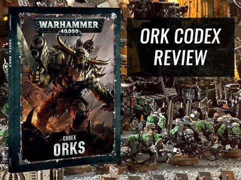 Warhammer 40k Ork Codex 7th Edition Pdf