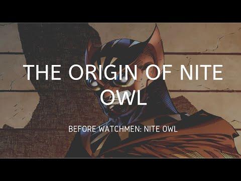 The Origin of Nite Owl (Before Watchman: Night Owl)