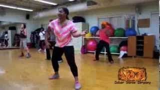 """HAPPY""-Original Zumba Choreography"