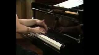 Rachmaninoff Suite No. 2 part IV Tarantella Martha Argerich and Brigitte Meyer