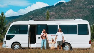 VAN LIFE FAMILY: What We Get Up To In A Day