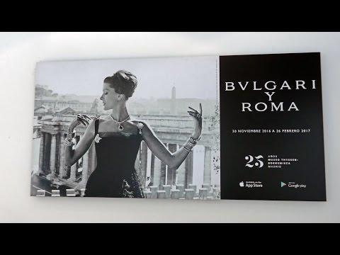 Madrid - Bulgari Y Rome (Thyssen-Bornemisza Museum)