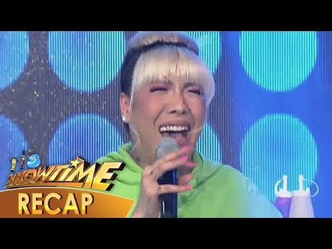 Funny and trending moments in KapareWho   It's Showtime Recap   April 11, 2019