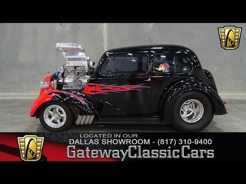 1949 Ford Anglia Stock #110 Gateway Classic Cars of Dallas