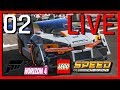 Forza Horizon 4 Lego Speed Champions Live Stream Part 2