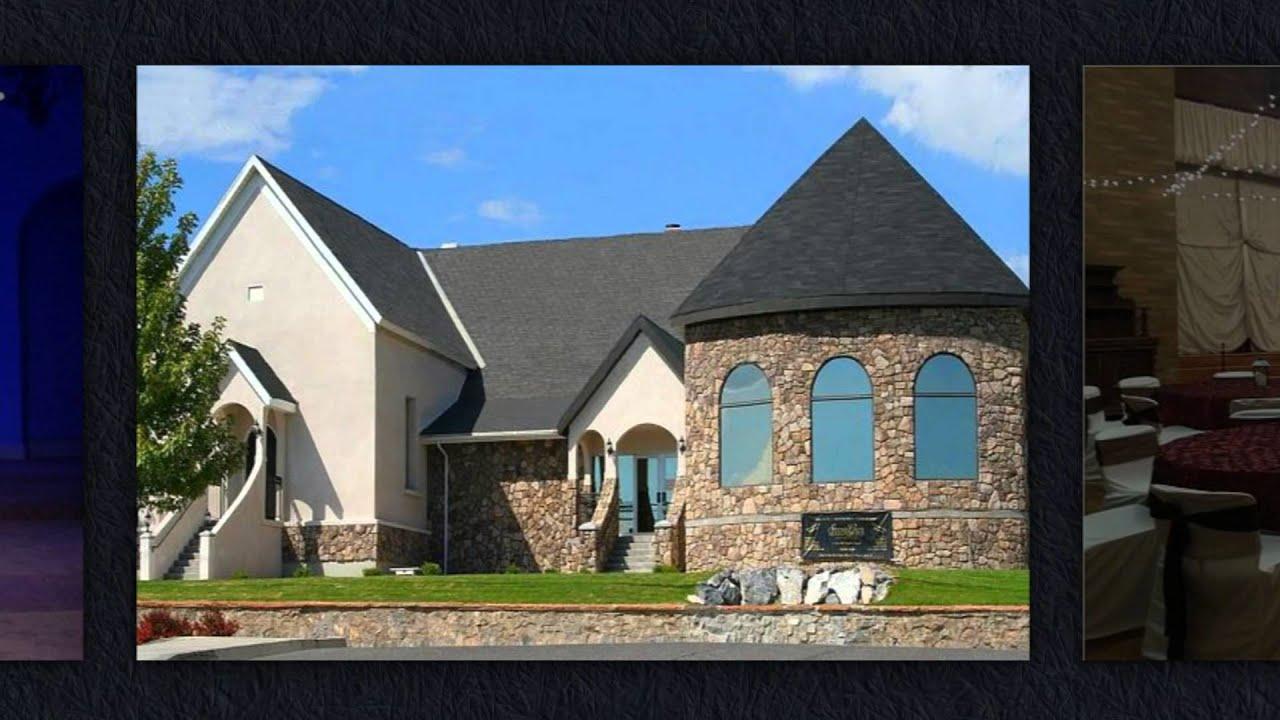 Wedding Reception Venues In Utah In Pleasant Grove Utah Youtube