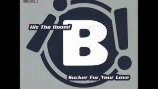 Hit The Boom - Sucker For Your Love (1995)