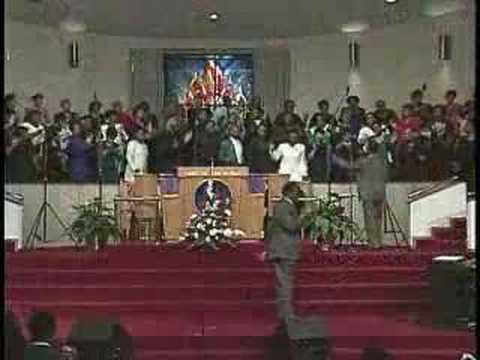 Bishop David L. Ellis - Glory To His Name