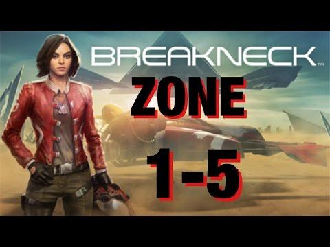 Breakneck IOS | Zone 1-5