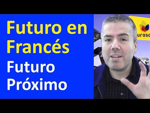 Francés: El Futuro simple y próximo / Curso de Francés Básico Clase 23 Francés