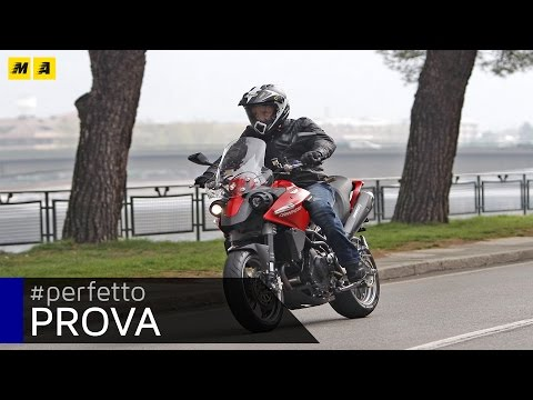 Moto Morini Granpasso-R 2016: review
