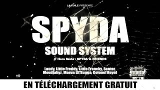 LITTLE FRANCKY - Qui #SPYDA SOUND SYSTEM