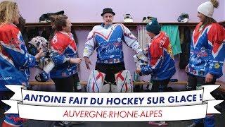 Antoine brise la glace avec les Rebelles de Chamonix !