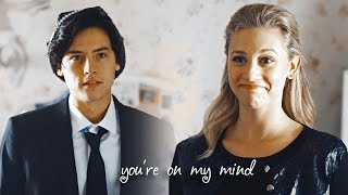 .(jughead/betty).you're on my mind.