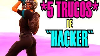 "*5 NEW ""HACK3R"" TIPS* FORTNITE! *TIPS AND TIPS*"