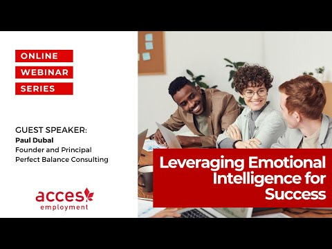 Leveraging Emotional Intelligence for Success