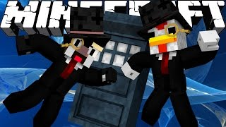 "Minecraft | Crazy Craft 3.0 - Ep 36! ""TARDIS CRAZINESS!"""