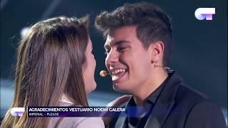"""Actuación final de Amaia y Alfred con """"Tu Canción"""" que nos representará en Eurovisión 2018   OT 2017"""