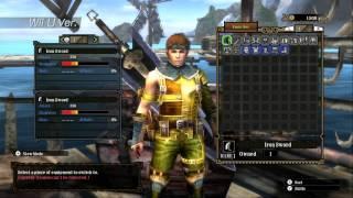 Monster Hunter 3 Ultimate (Wii U) Trailer