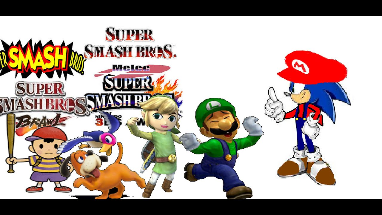 super smash bros melee how to get new characters