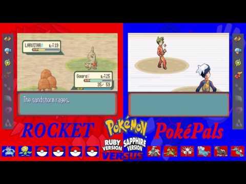 Pokemon Ruby & Sapphire Randomized Nuzlocke Versus #12 - Spice Of Life