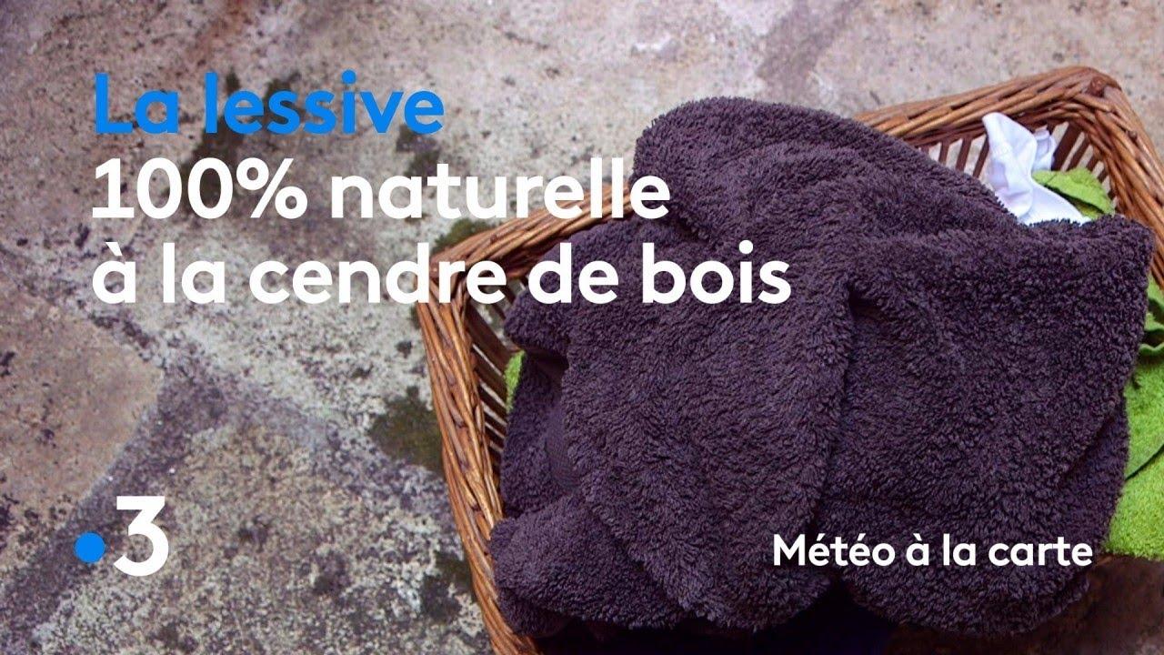 La lessive 100 % naturelle à la cendre de bois