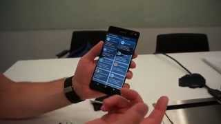 Sony Xperia C5 Ultra - первый взгляд