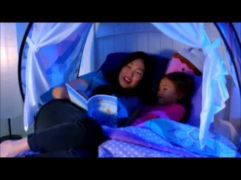 big sale 44d56 5e62d Dream Tents Commercial As Seen On TV