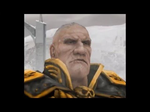 Warhammer 40000 DoW WA - General Sturnn,All campaign quotes