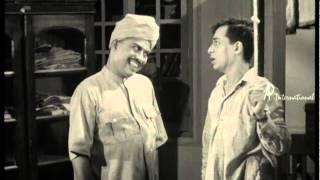 Sabapathy | Tamil Movie Comedy | T.R.Ramachandran | Kali N. Rathnam | R.Padma |